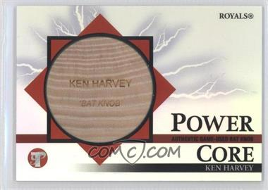 2005 Topps Pristine [???] #PC-KH - Ken Harvey /5