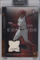 Base Uncommon - Jim Edmonds /100 [ENCASED]