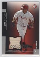 Base Uncommon - Jim Thome /500