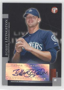 2005 Topps Pristine #186 - Base Rare - Bobby Livingston /100