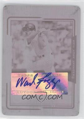 2005 Topps Retired Signature Edition Autographs Printing Plate Magenta #TA-WB - Wade Boggs /1