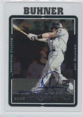 2005 Topps Retired Signature Edition Autographs #TA-JCB - Jay Buhner
