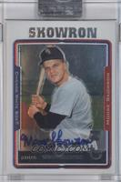 Moose Skowron [ENCASED]