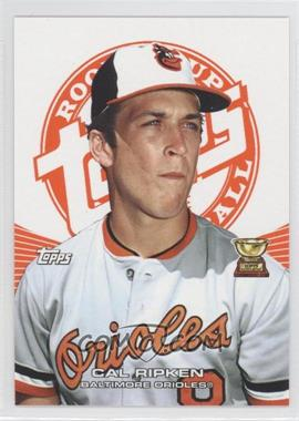 2005 Topps Rookie Cup Orange #48 - Cal Ripken Jr. /399