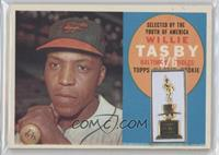 Willie Tasby /6