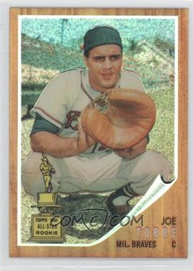 2005 Topps Rookie Cup Reprints Chrome Refractor #3 - Joe Torre /15