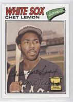 Chet Lemon