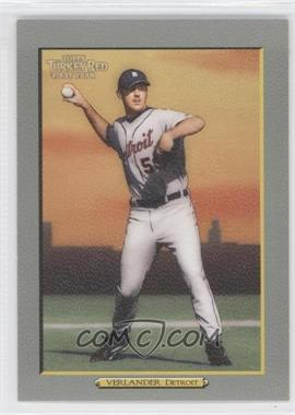 2005 Topps Turkey Red #272 - Justin Verlander