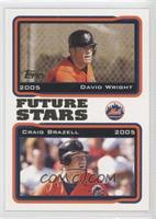 David Wright, Craig Brazell