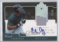 Carl Crawford /25