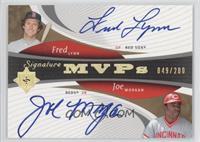 Fred Lynn, Joe Morgan /200