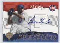 Jermaine Van Buren /125