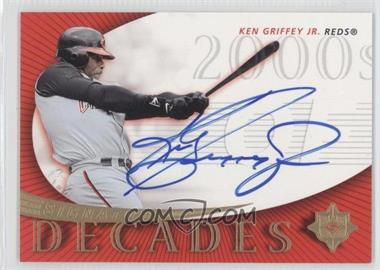 2005 Ultimate Signature Edition [???] #SD-KG - Ken Griffey Jr.