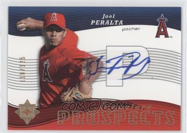 2005 Ultimate Signature Edition #141 - Joel Peralta /125