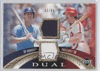 David Murphy, Mike Scioscia, Mike Schmidt, Dale Murphy /99