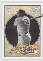 Babe Ruth /575
