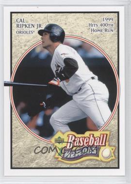2005 Upper Deck Baseball Heroes - [Base] #13 - Cal Ripken Jr.