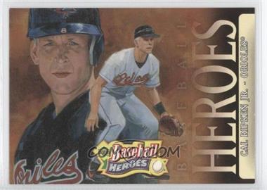 2005 Upper Deck Baseball Heroes - [Base] #15 - Cal Ripken Jr.