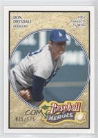 Don Drysdale /575