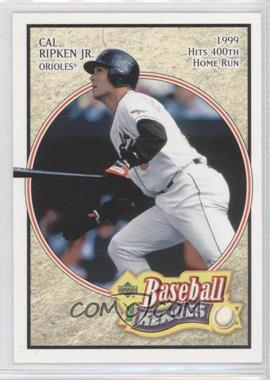2005 Upper Deck Baseball Heroes #13 - Cal Ripken Jr.