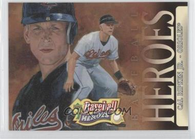 2005 Upper Deck Baseball Heroes #15 - Cal Ripken Jr.