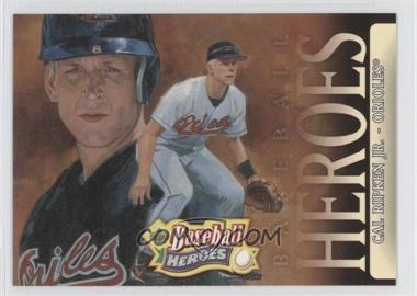 2005 Upper Deck Baseball Heroes #15 - Cal Ripken Jr.