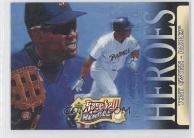 2005 Upper Deck Baseball Heroes #85 - Tony Gwynn