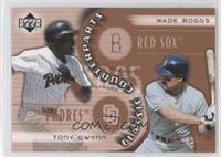 Wade Boggs, Tony Gwynn /1999