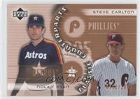 Steve Carlton, Nolan Ryan /1999