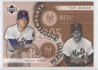 Nolan Ryan, Tom Seaver /1999