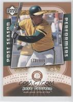 Jose Canseco /999