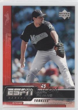 2005 Upper Deck ESPN [???] #32 - Carl Pavano