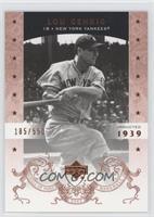 Lou Gehrig /550
