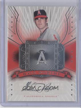 2005 Upper Deck Hall of Fame Hall Worthy Silver Autograph [Autographed] #HW-NR2 - Nolan Ryan /15