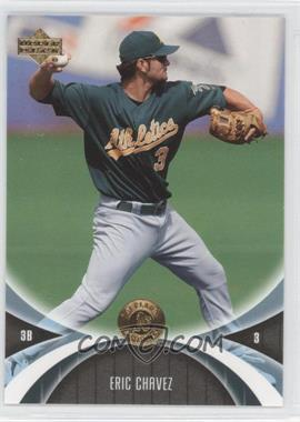 2005 Upper Deck Mini Jersey Collection [???] #49 - Eric Chavez