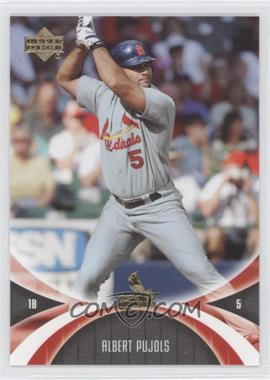 2005 Upper Deck Mini Jersey Collection [???] #60 - Albert Pujols