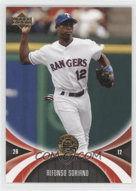 2005 Upper Deck Mini Jersey Collection [???] #65 - Alfonso Soriano