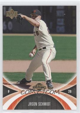 2005 Upper Deck Mini Jersey Collection #56 - Jason Schmidt