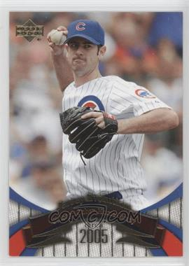 2005 Upper Deck Mini Jersey Collection #72 - Mark Prior