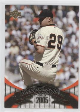 2005 Upper Deck Mini Jersey Collection #84 - Jason Schmidt