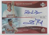 Dallas McPherson, Scott Rolen /99