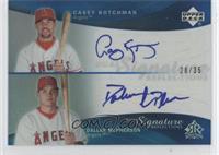Casey Kotchman, Dallas McPherson /35
