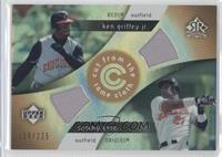Ken Griffey Jr., Sammy Sosa /225
