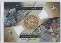 David Ortiz, Johnny Damon /225