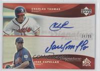 Charles Thomas, Jose Capellan /99