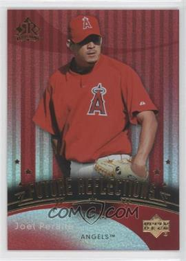2005 Upper Deck Reflections Red #237 - Joel Peralta /99