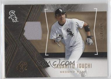 2005 Upper Deck SP Collection SPx Materials [Memorabilia] #93 - Tadahito Iguchi /199