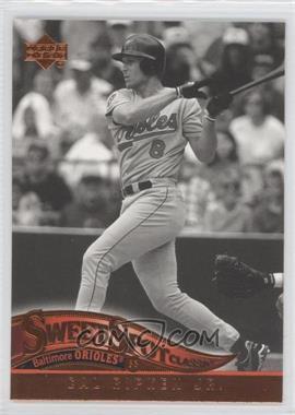 2005 Upper Deck Sweet Spot Classic - [Base] #10 - Cal Ripken Jr.