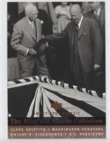 Dwight D. Eisenhower, Clark Griffith