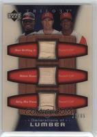 Ken Griffey Jr., Adam Dunn, Wily Mo Pena /85
